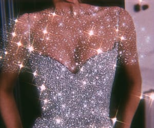 90s, diamonds, and fashion image