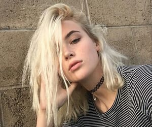 Chica, pretty, and blonde image