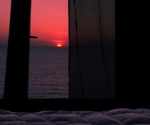 sunset, beautiful, and aesthetic image