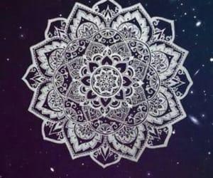 mandala, drawing, and wallpaper image
