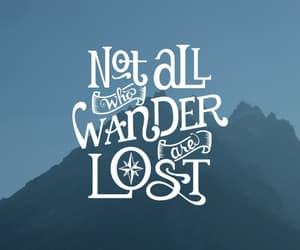 inspirational, neverland, and quote image