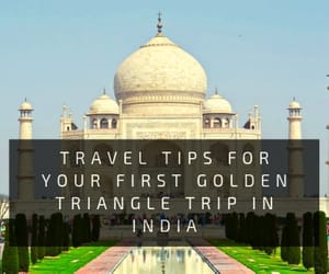 golden triangle tour image