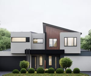 architecture, modern, and home decoration image
