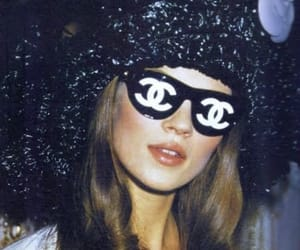 chanel, kate moss, and model image