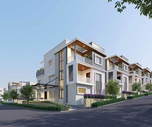 villas, luxury villas, and 4bhk villas image