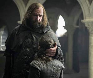 game of thrones, the hound, and game of thrones season 8 image