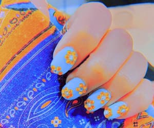 aesthetic, nails, and niki demar image