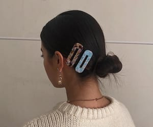 accessories, barrettes, and beauty image