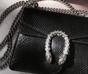 purse, bag, and gucci image