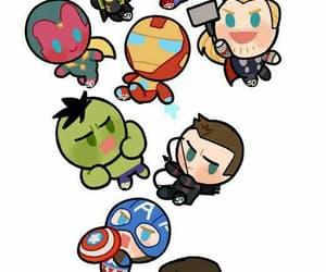 Avengers, Marvel, and Hulk image
