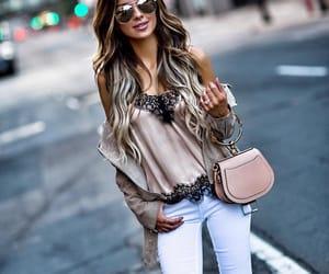 blogger, chloe bag, and fashion image