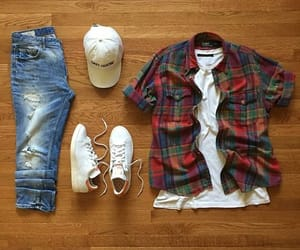 fashion, sporty, and outfits image