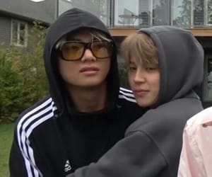 bts, vmin, and kpop image