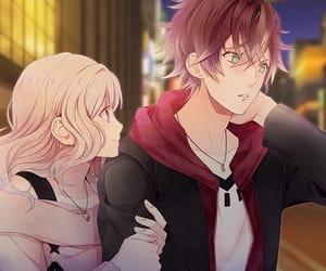 diabolik lovers, anime, and ayato sakamaki image