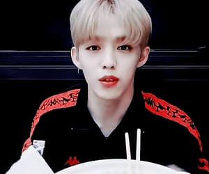 gif, seungcheol, and Seventeen image