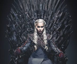 girl, series, and game of thrones image