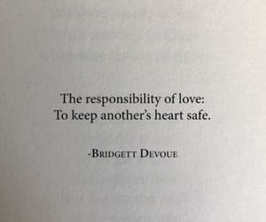 heart, safe, and love image