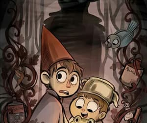 wallpaper and over the garden wall image