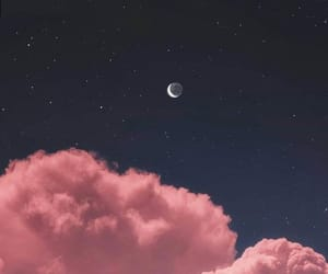 cloud, pink, and background image