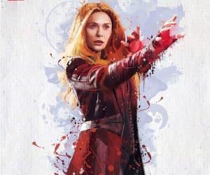 Avengers, Marvel, and wanda image