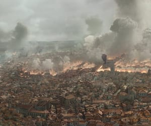 war, got, and game of thrones image