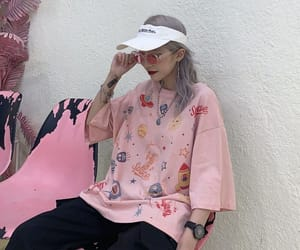 asian, clothing, and cyber image