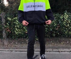 Balenciaga, fall, and fashion image