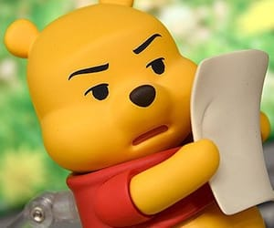 reaction, winnie the pooh, and reactions image