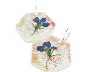 earrings, jewelry, and unique earrings image