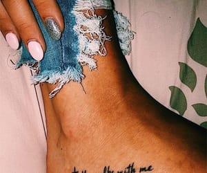 tattoo, faith, and god image