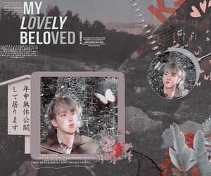 seokjin, kpopedit, and editinsp image