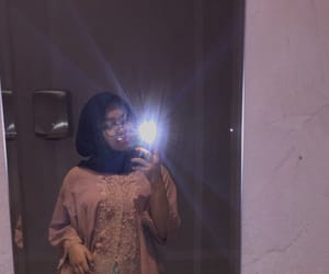flash, cute, and hijâbi image