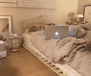 aesthetic, beige, and cute image