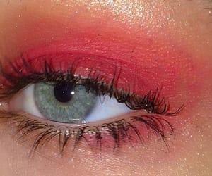 alternative, eyes, and make up image