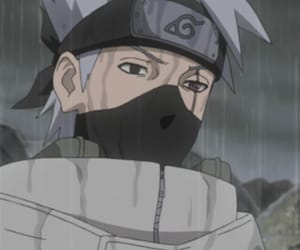 anime, icons, and kakashi image