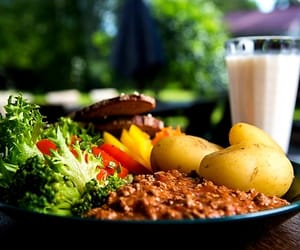 delicious, food, and potatoes image