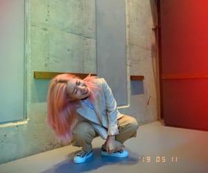 aesthetic, kpop, and jiyoon image