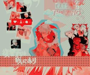 anime, edit, and bakugo katsuki image