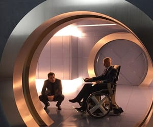 james mcavoy, x-men, and michael fassbender image