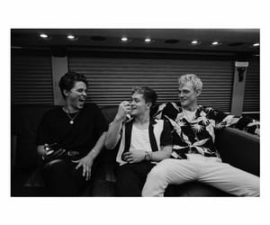 james mcvey, the vamps, and the vamps band image