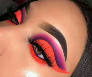 beauty, highlight, and orange image