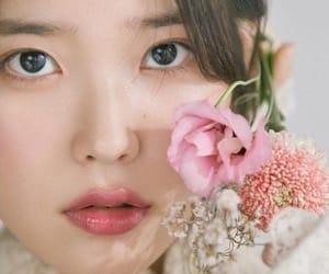actress, korea, and iu image