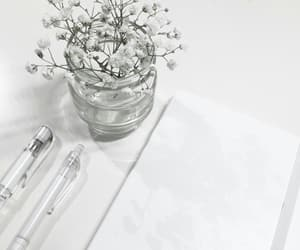 aesthetic and white image