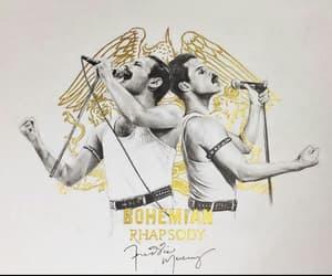 cast, Freddie Mercury, and icon image