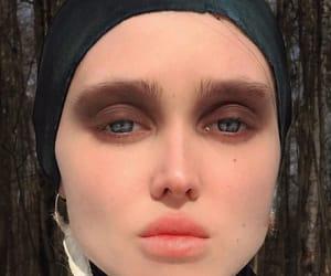 alternative, makeup, and art image