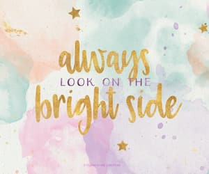 quotes and pastel image
