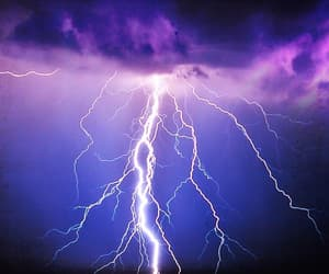 ACDC, storms, and love you image