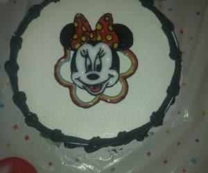cake, disney, and foods image