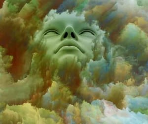 mystical, visionary art, and sacred image