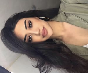 beautiful girl, goals, and hair image